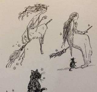 גובולינו חתול המכשפות - ספרי ילדים - אתר מכונת הכתיבה