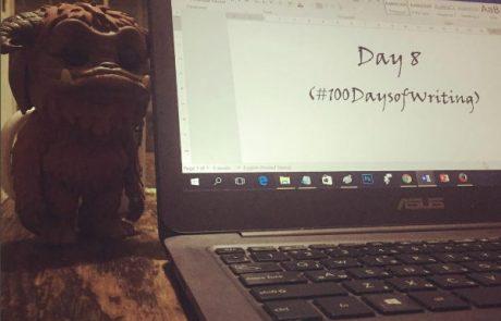 100 ימים של כתיבה – יום 8