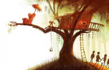 ילדי בית העץ השקה חגיגית בחנות הספרים – המגדלור